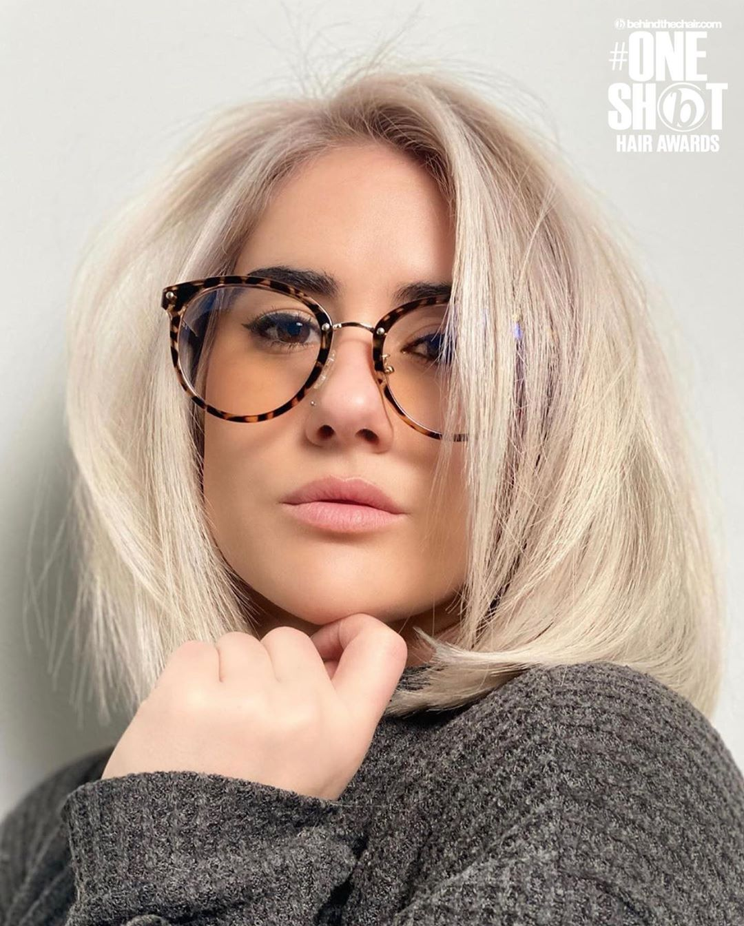 What Are The Best Short Hairstyles To Wear With Glasses Hair Adviser