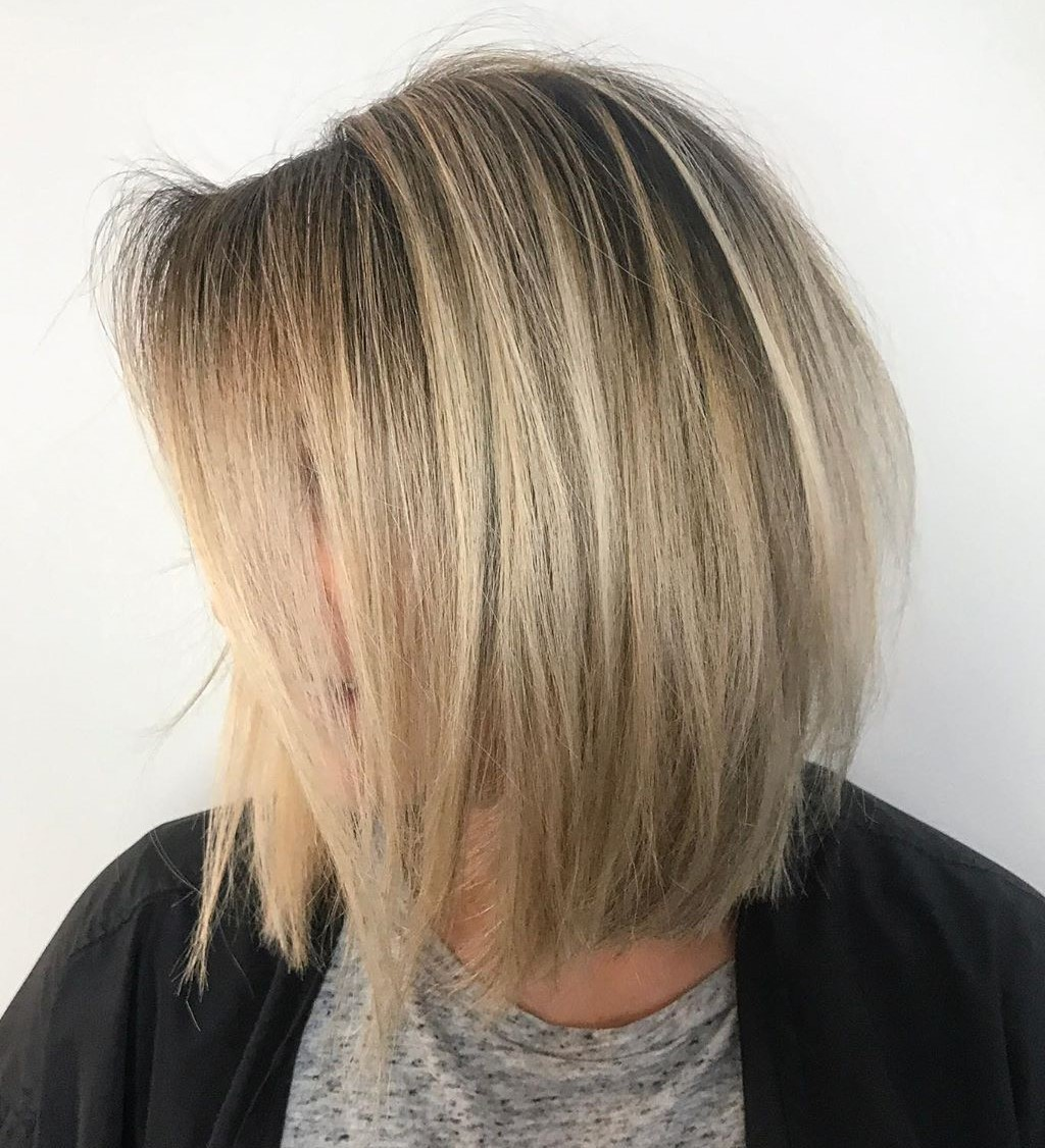 Popular Blowout Hairstyle