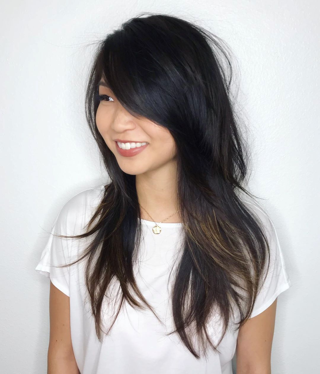 Long Layered Fine Hair