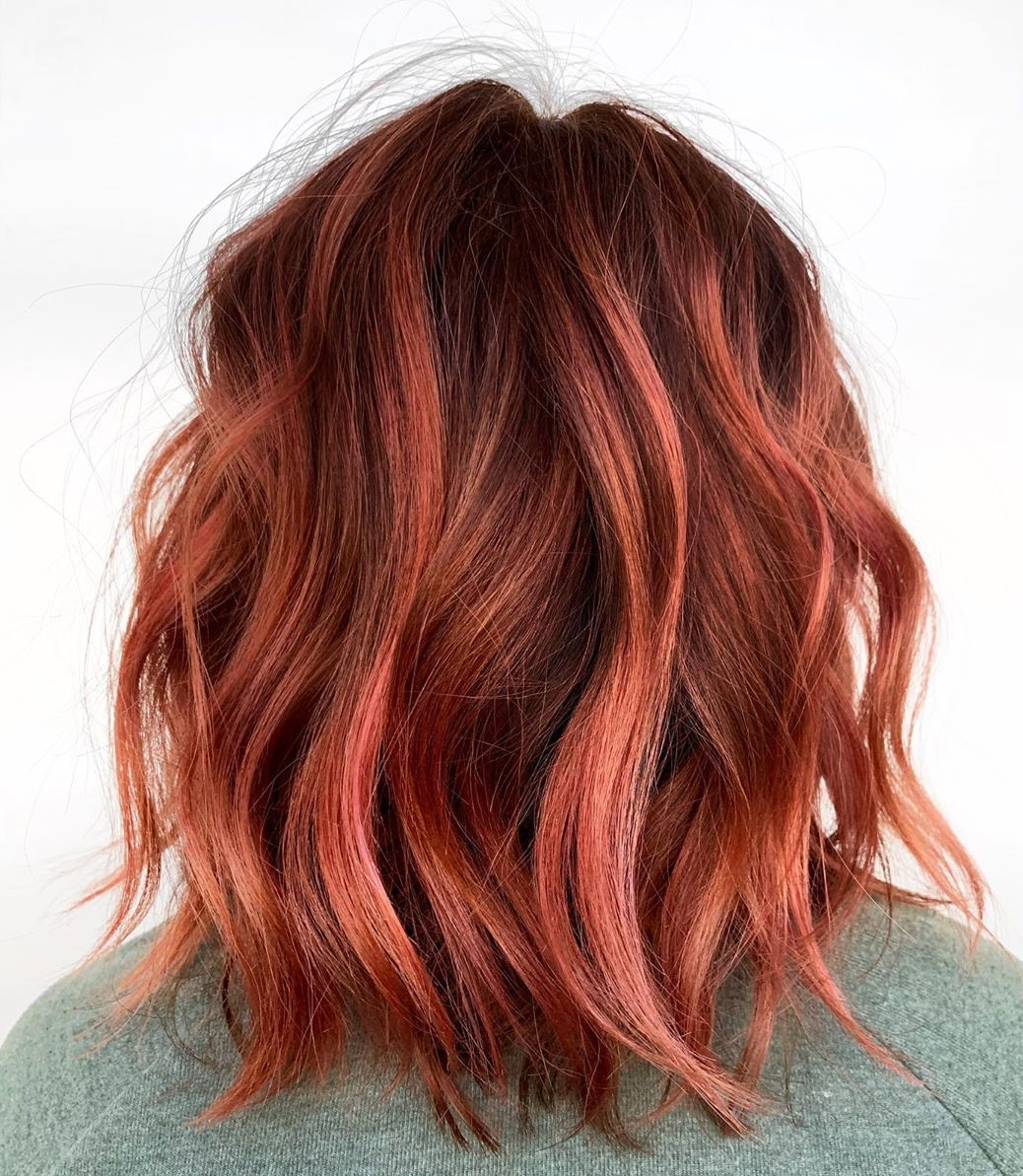 50 New Red Hair Ideas & Red Color Trends For 2020