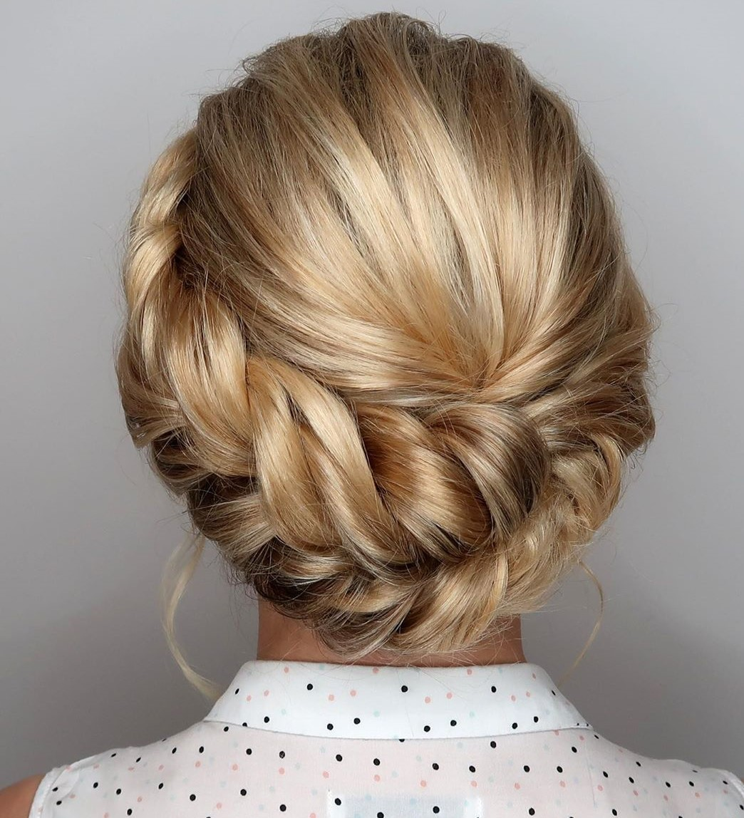 50 New Updo Hairstyles For Your Trendy Looks In 2020 Hair Adviser