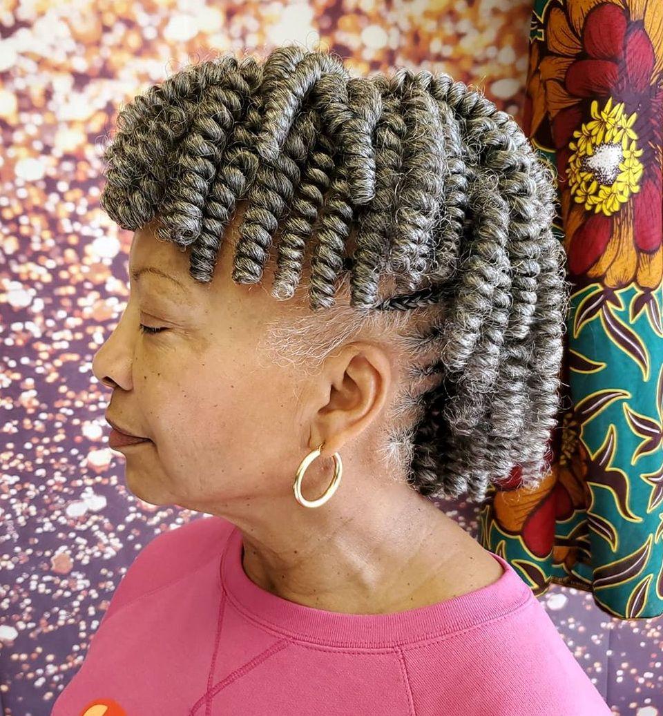 50 Most Head Turning Crochet Braids Hairstyles For 2020 Hair Adviser