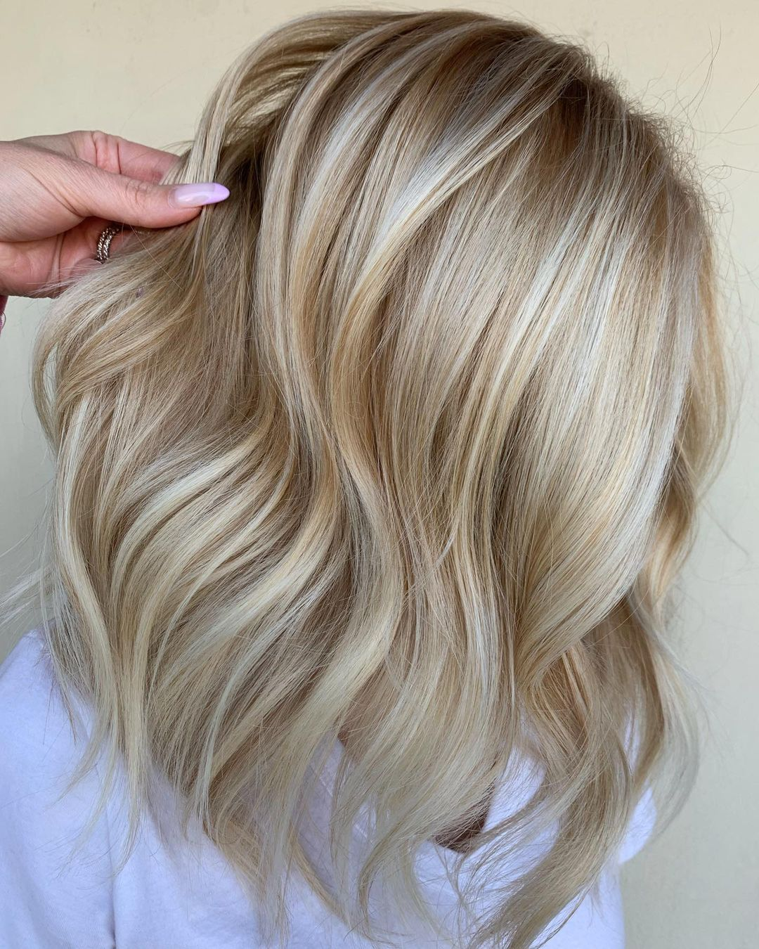 Warm and Cool Shades of Blonde