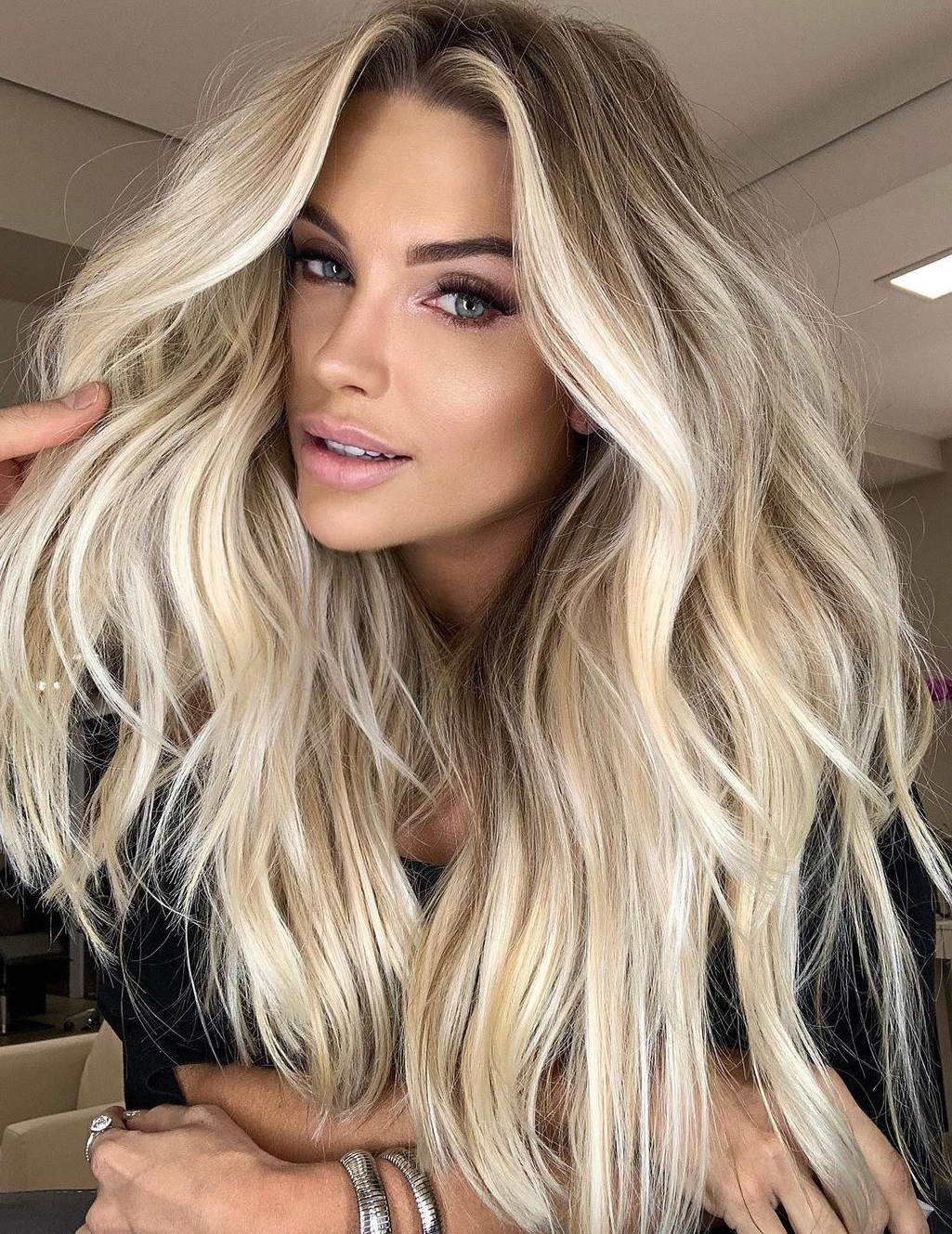 Beautiful Blonde Highlights for Blondes