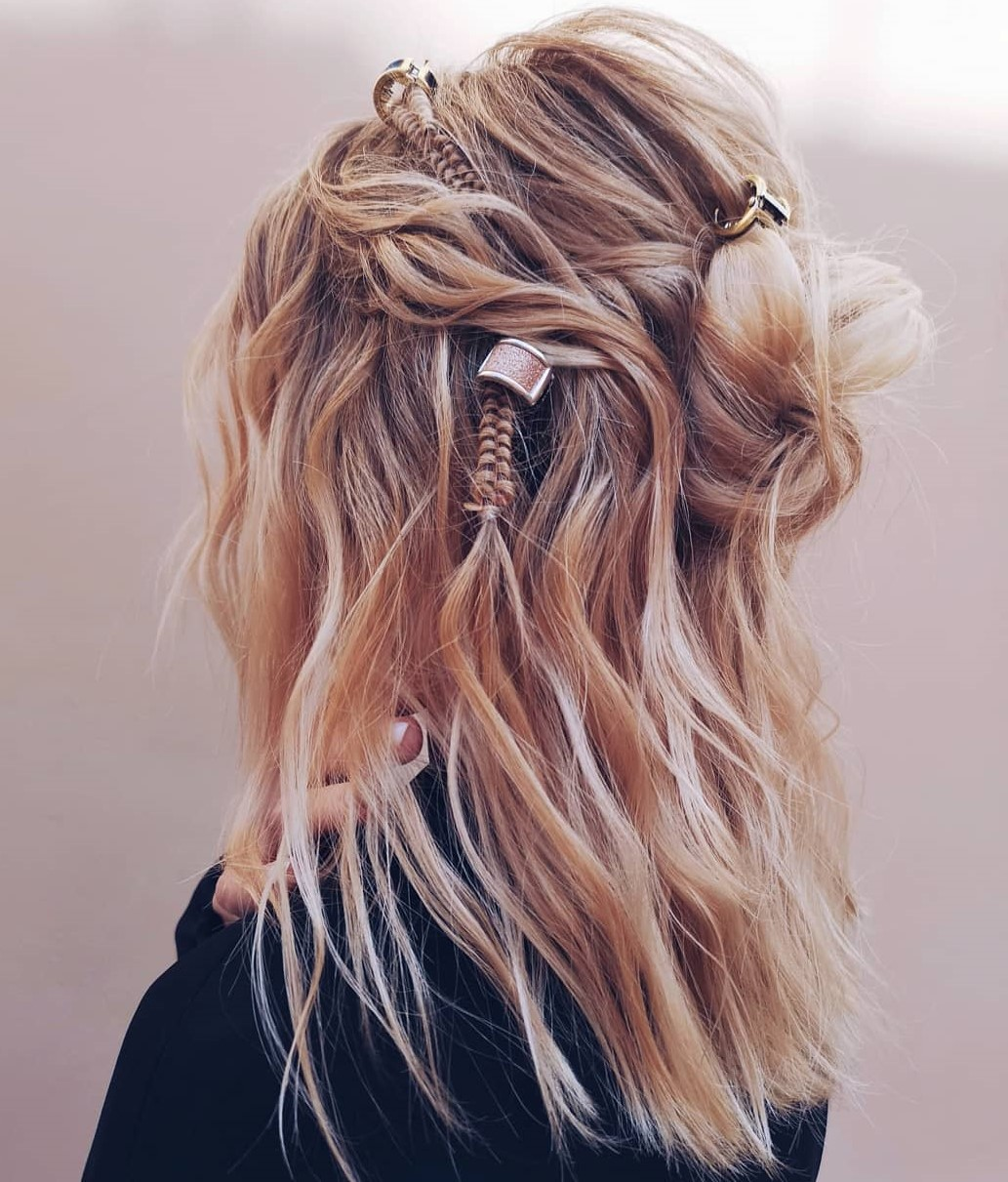 5 Trendiest Half-Up Half-Down Hairstyles for 5 - Hair Adviser