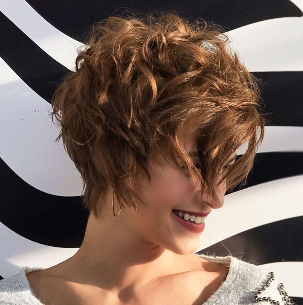 12 Top Curly Pixie Cut Ideas to Choose in 12 - Hair Adviser
