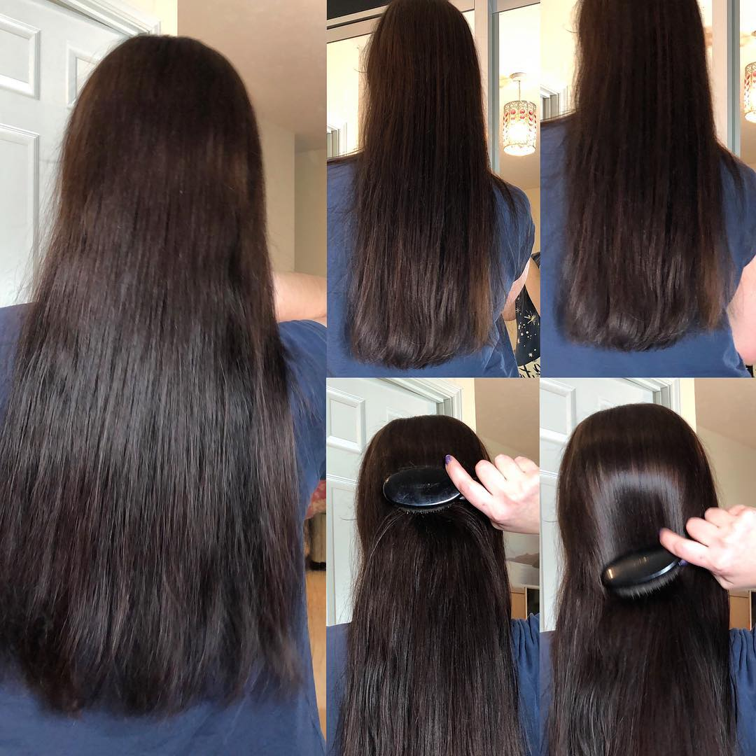 Apple Cider Vinegar for Hair Before and After Pictures