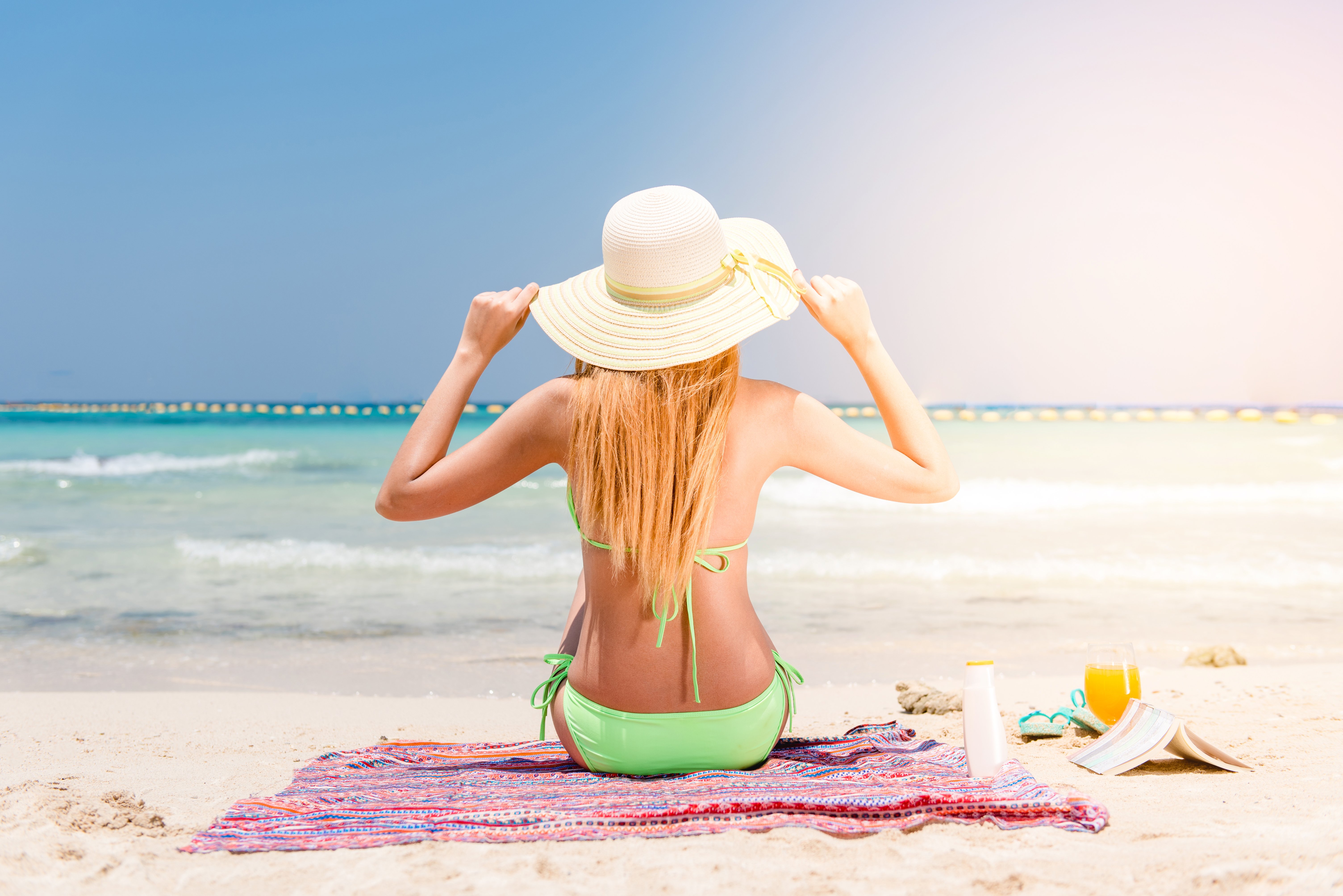 Hair SPF and Sun Protection Rules for Hair