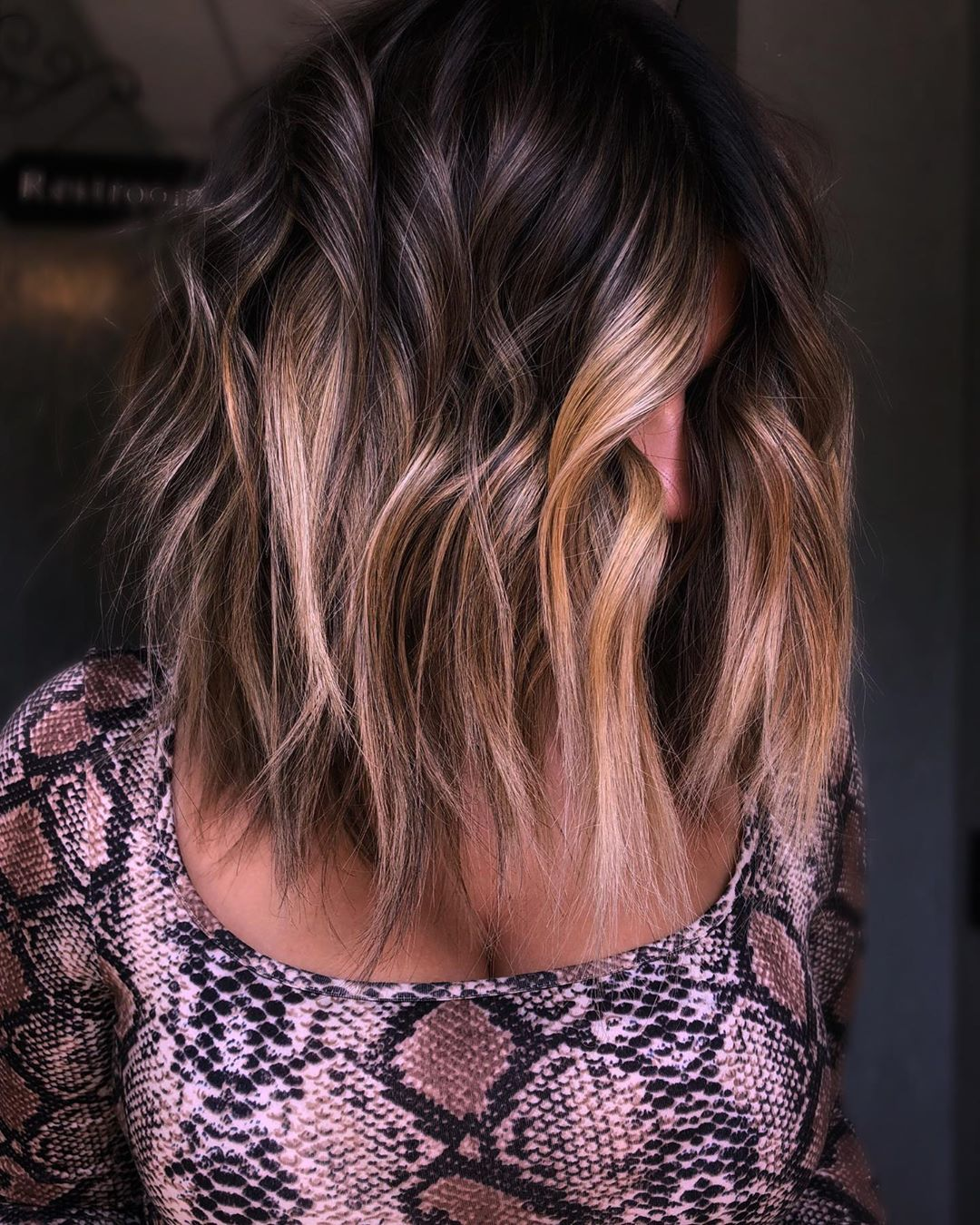 Fall Ombre Hair Trend