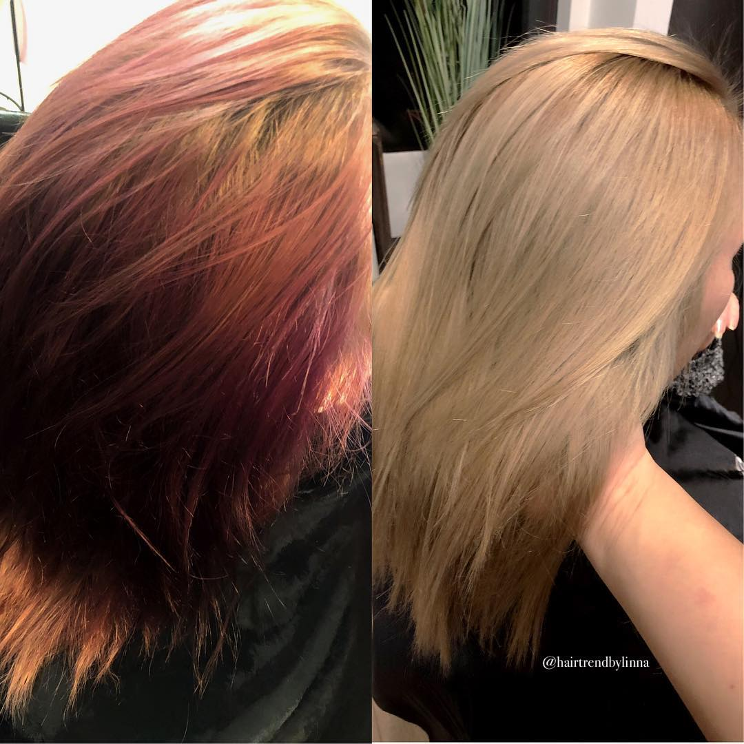 Basic Guide On How To Strip Hair Color With Little To No Damage Hair Adviser