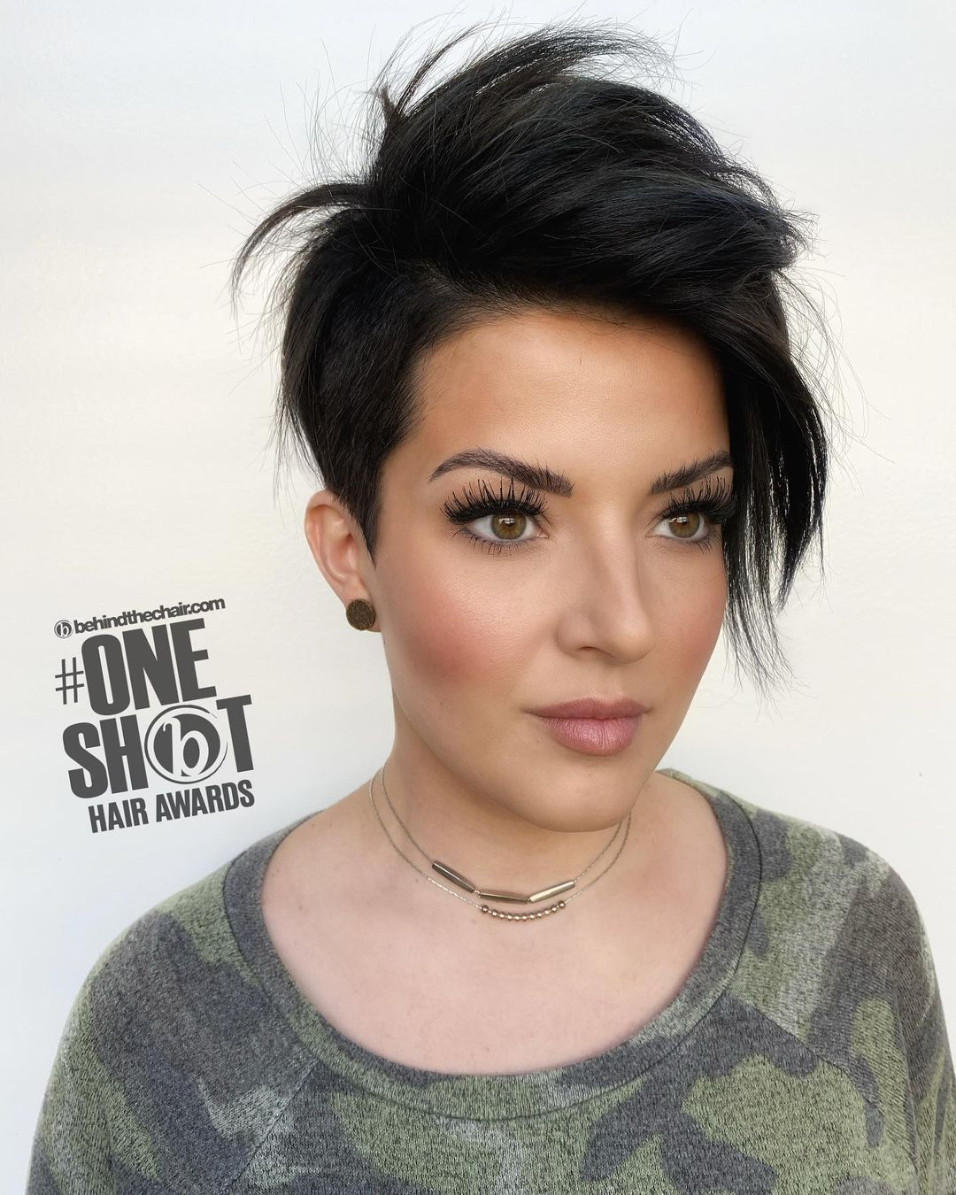How to Hide Short Fringe to the Side