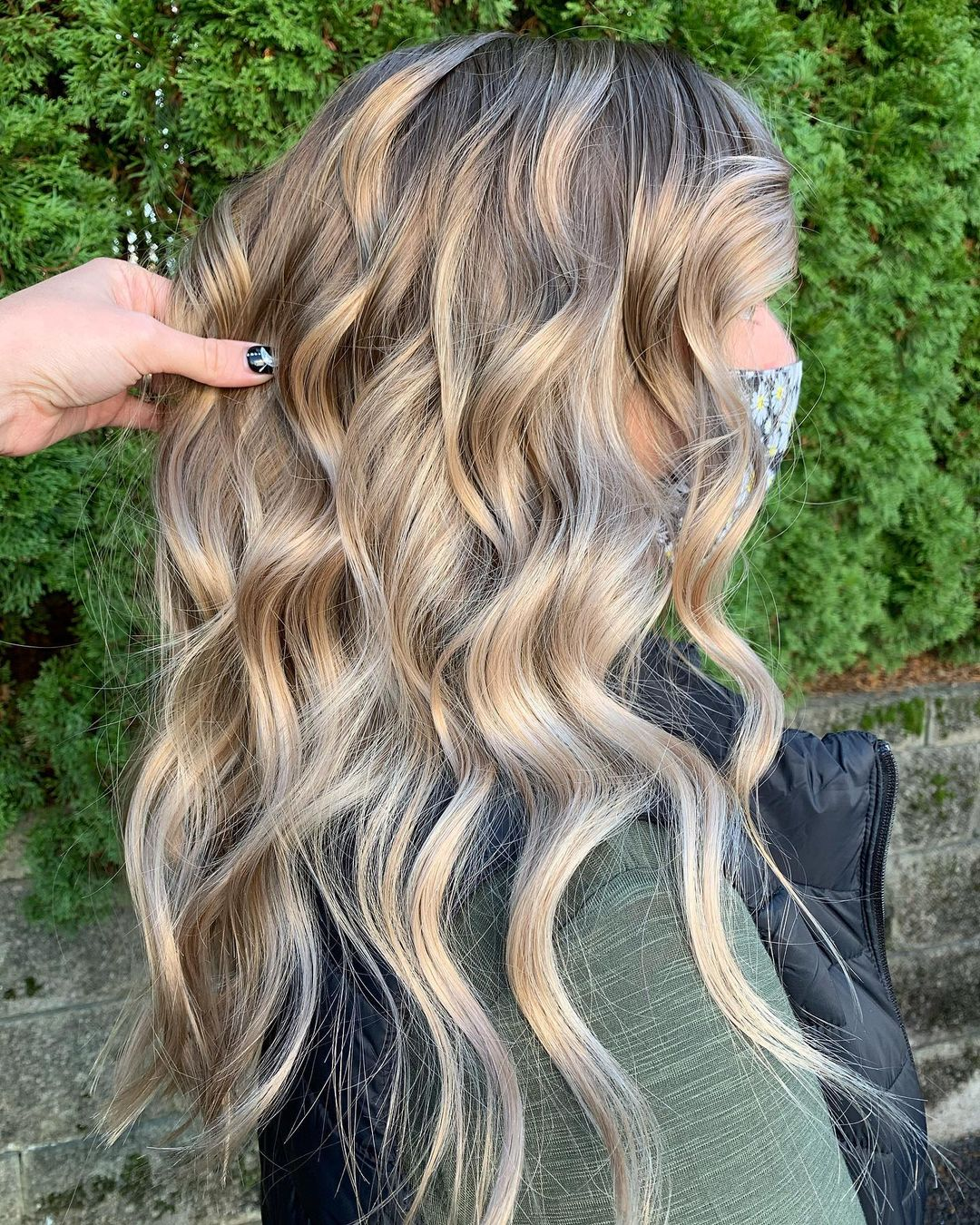 What Does Balayage Look Like Grown Out