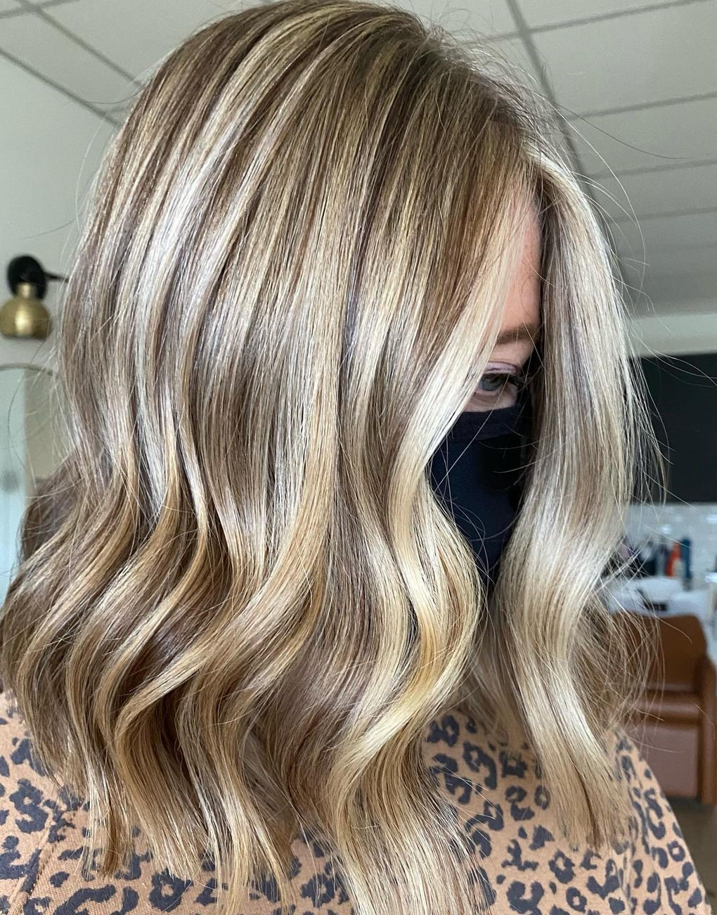 Platinum Blonde Highlights and Lowlights