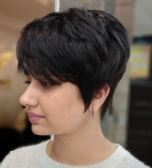 Pixie Cut for Formal Occasions