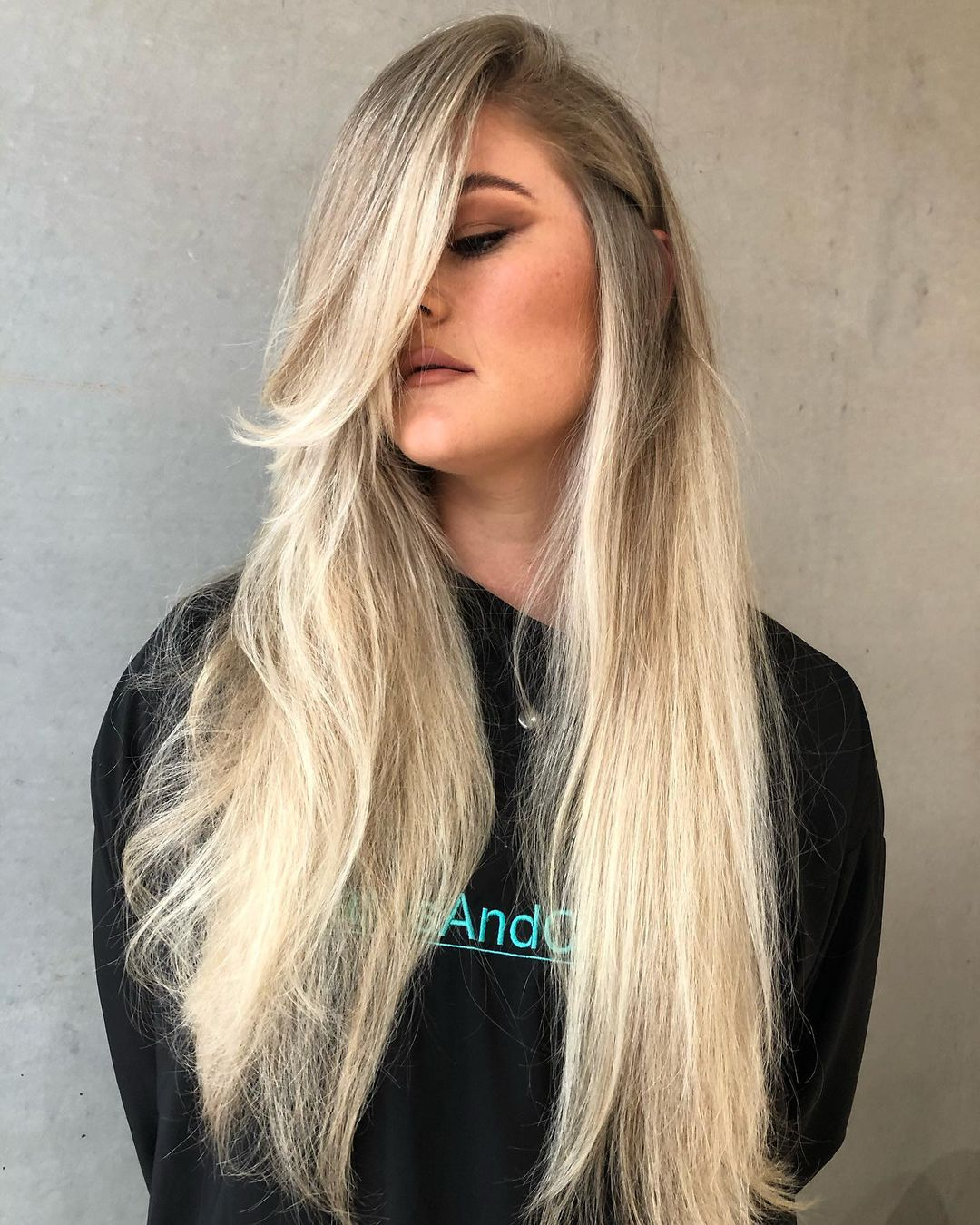 Very Long Hair Length Chart