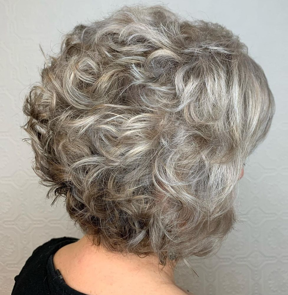 Over 50 Short Hairstyle for Curly Hair