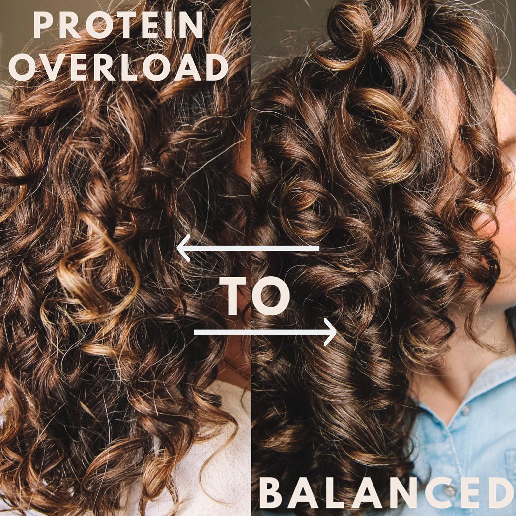 Negative Effects of Protein Treatments for Hair