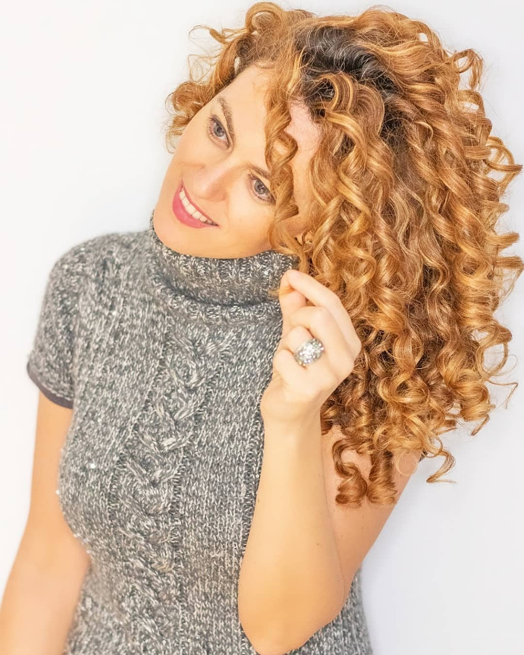 Curly Wavy Girl Hair Method Negative Effects
