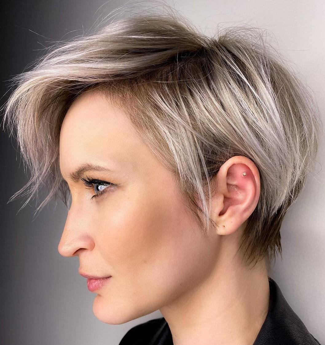 Blonde Balayage Hair Colors for Short Hair
