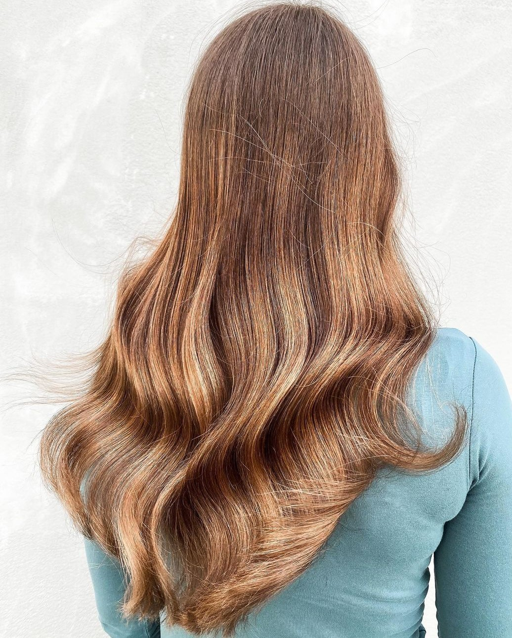 V-Haircut for Women with Thick Hair