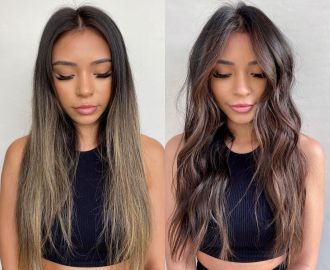 Re-Dye to Get Your Natural Hair Color Back