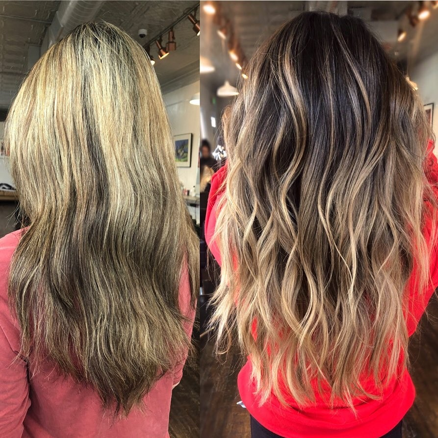 Growing Out Your Natural Hair Color