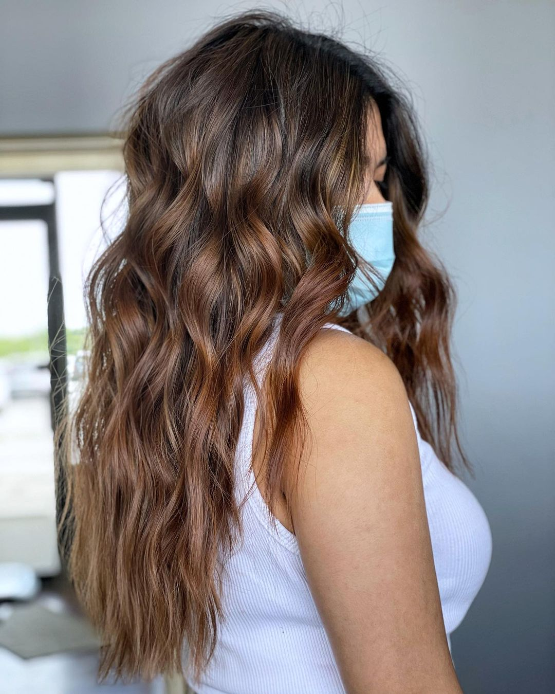How to Make Hair Shiny Overnight Simply and Easy