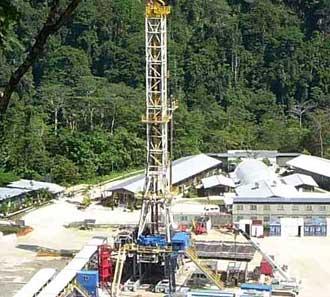 Drilling Rig 104