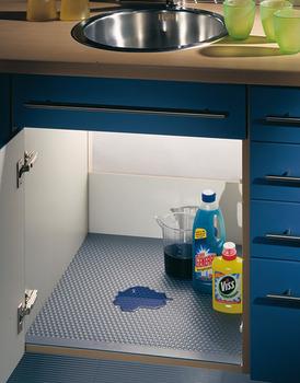 cabinet protector mat flexible rubber