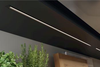 recessed aluminium profile hafele
