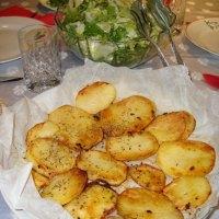 Tavada Az Yağlı Patates Kızartması tarifi