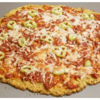 Karnabahar Pizzası