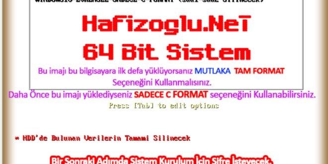 Windows 10 64 Bit Evrensel Sistem Yedeği – ÜCRETSİZ (5* Dakikada Programlar Dahil Otomatik Kurulum)