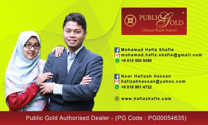 Dealer Public Gold