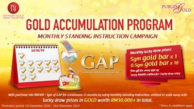 GAP Public Gold