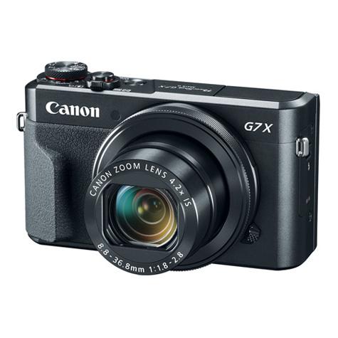 Canon PowerShot G7X Mark II - Foto Hafo