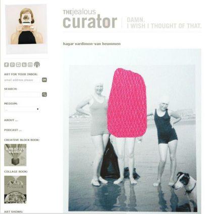 The Jealous Curator, 2015
