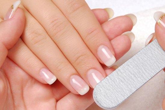 Laca base para uñas