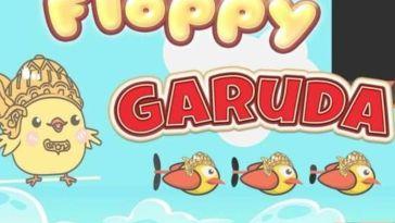 Bosen maen Flappy Bird? Nih ada game karya anak bangsa, Floppy Garuda namanya