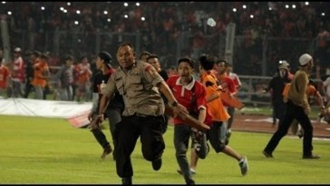 Gentle! PP The Jakmania minta maaf, pasca aksi barbar oknum The Jak