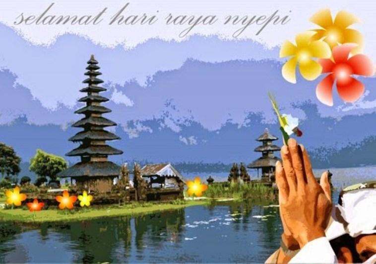 14 kata ucapan Selamat Hari Raya Nyepi 2018 dalam bahasa Bali