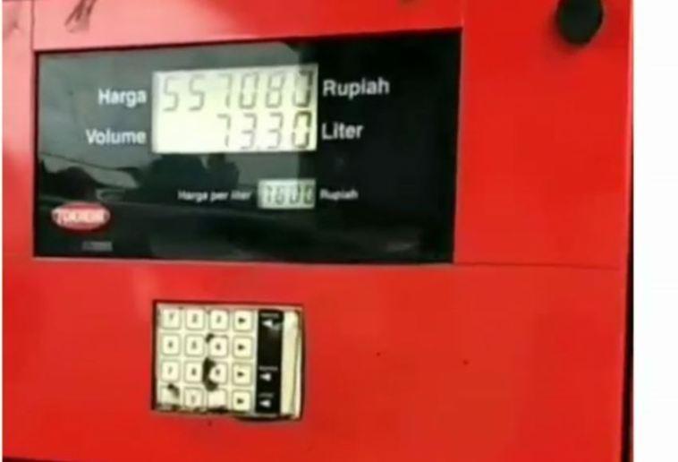 Kapasitas tangkinya cuma 60 liter, Nissan Serena ini isi bahan bakar di SPBU capai 73 liter, selebihnya kemana?