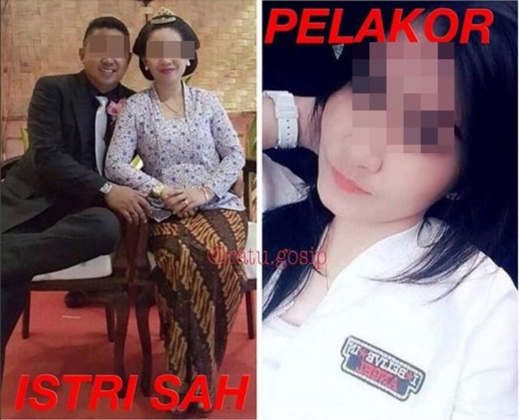 Lagi-lagi pelakor, PNS Kemenkum HAM gerebek perselingkuhan suami di Bekasi