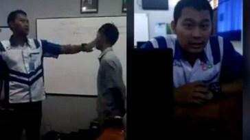 Heboh video guru SMK Purwokerto tampar murid di depan kelas, begini klarifikasinya