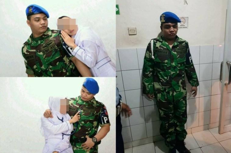 Punya pacar suka pake seragam loreng? Hati-hati, jangan-jangan dia TNI gadungan