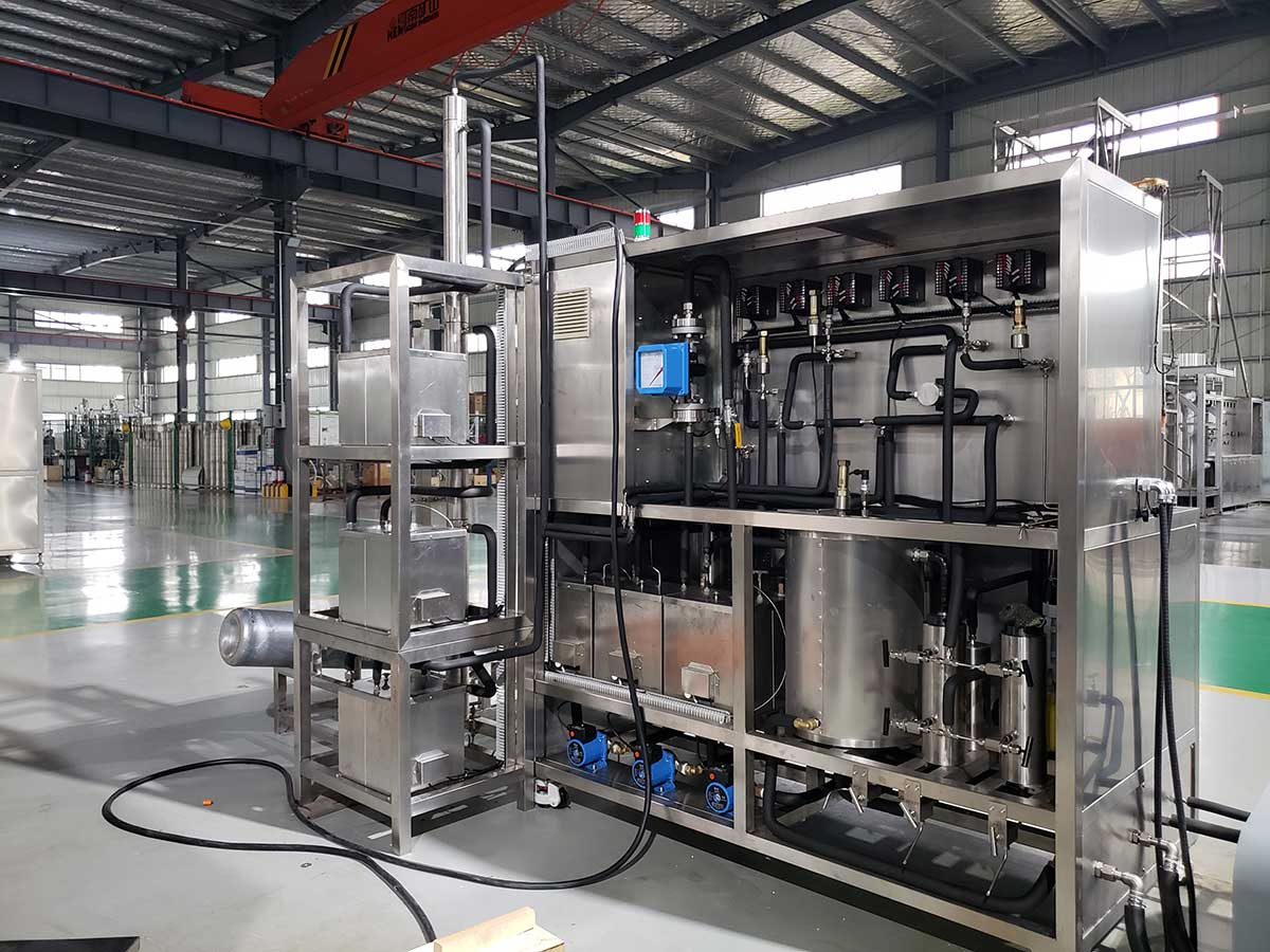 5l supercritical co2 extraction equipment