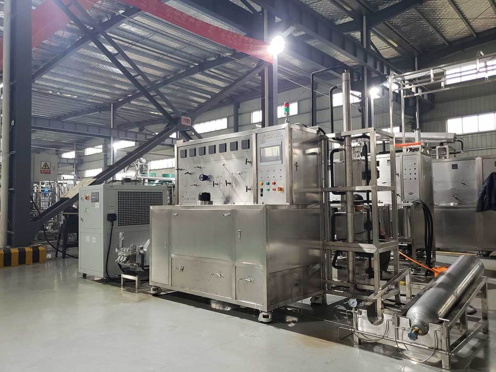 5l supercritical co2 extraction system