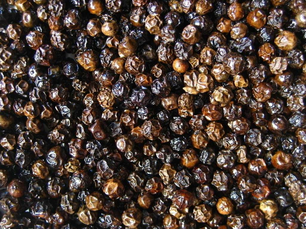 Black Pepper Oil Resin by Supercritical CO2 Extraction