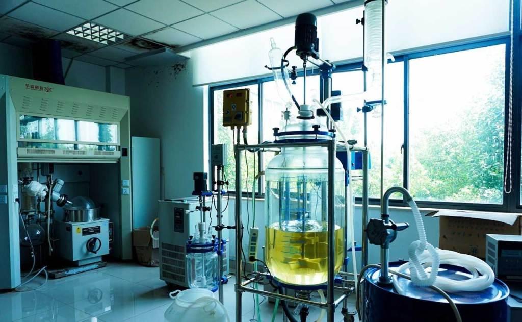 Supercritical Micronization Laboratory