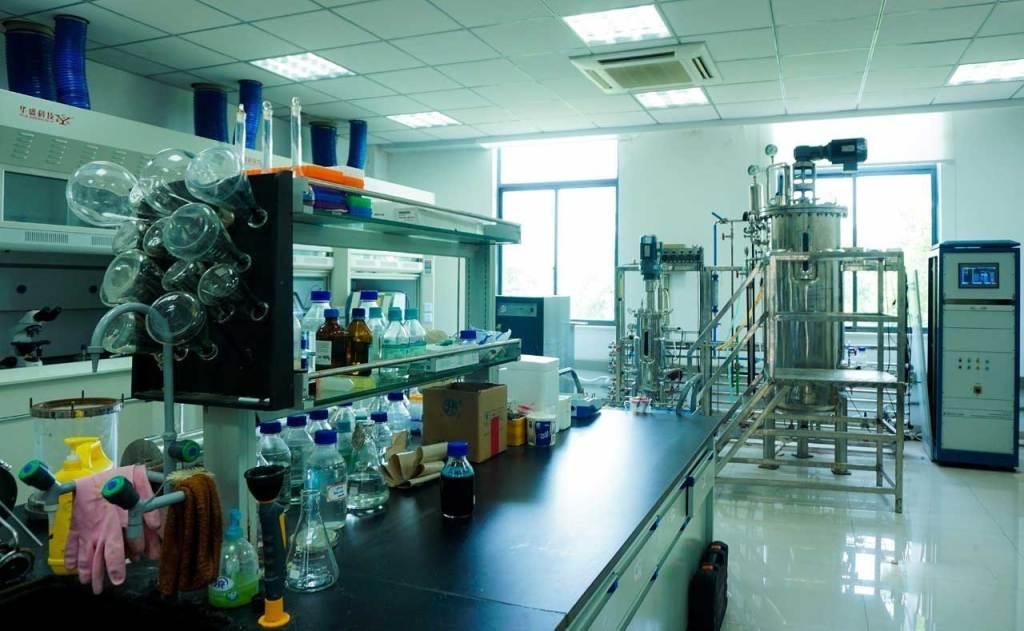 Supercritical Fluid Micronization Laboratory